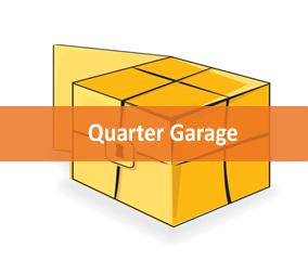 quarter garage storage